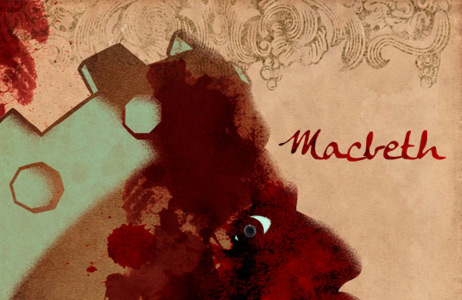 imagery of blood in macbeth essay